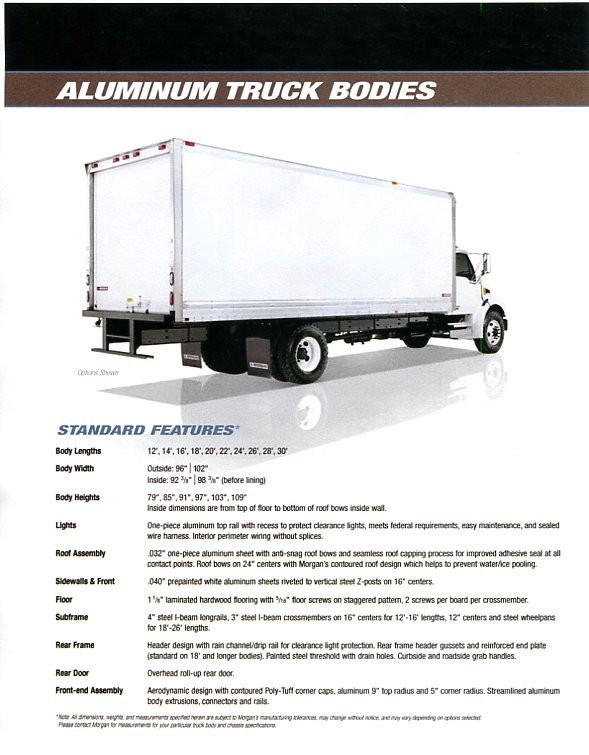a09fd5296d See our brochure information below and contact Capo Brothers about adding  these truck bodies to your fleet.
